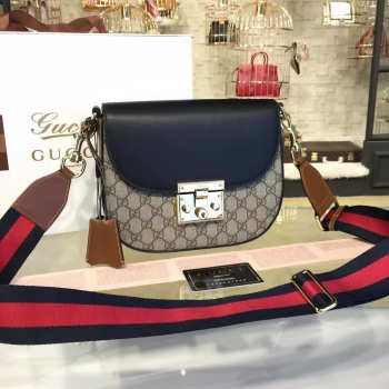 Gucci Padlock tian shoulder bag 2147