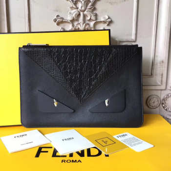 Fendi Clutch Bag 1995