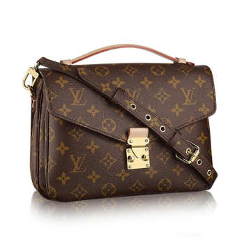 Louis Vuitton M40780 Monogram Pochette Metis Messenger
