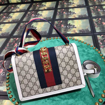 Gucci Sylvie And Dionysus white 421882
