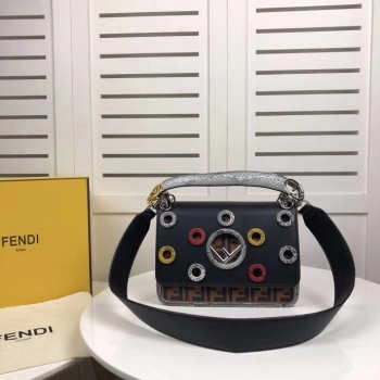 fendi kan handbag red 0592