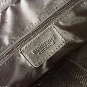 burberry Large Briefcase from London Check Fabric - 6