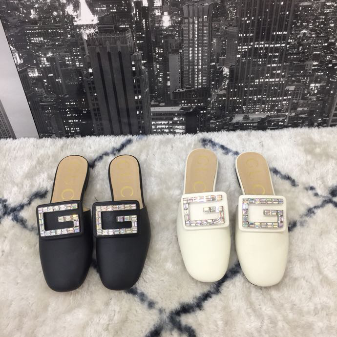 Gucci slippers shoes