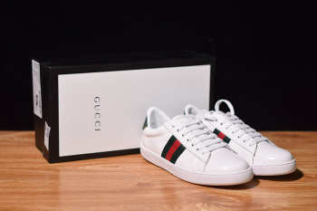 GUCCI without  Embroidered Low-Top Sneaker