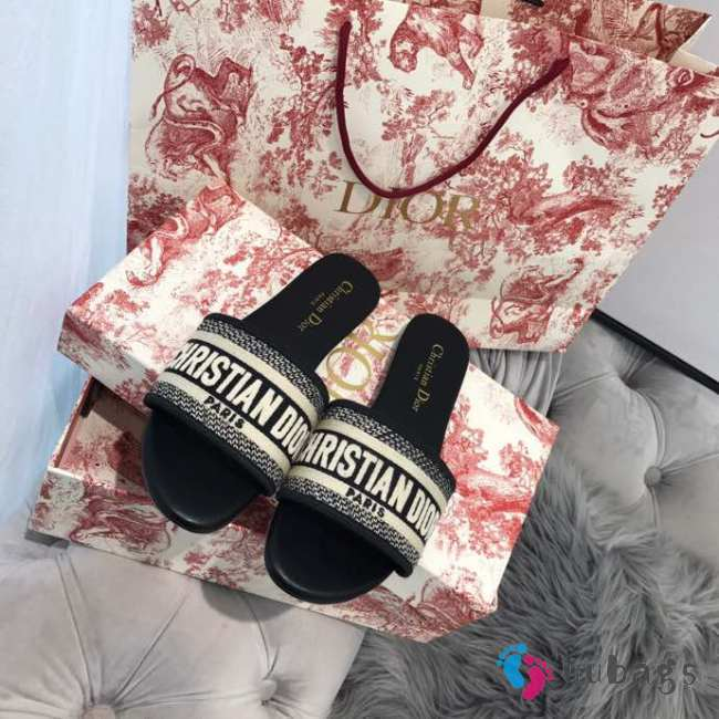 Dior slippers 001