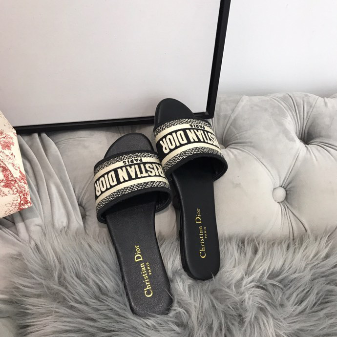 Dior slippers 001 - 6