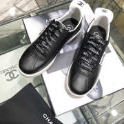Chanel Sneakers White & Black - 3