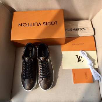 Louis Vuitton Frontrow Sneaker in Monogram