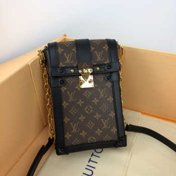 Louis Vuitton Monogram Canvas REF.PF.Vavin Chain IPhone M63913