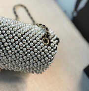 Chanel Flap bag with Imitation Pearls - 2