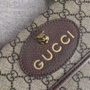 Gucci GG Supreme small messenger bag - 3