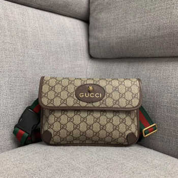 Gucci GG Supreme belt bag