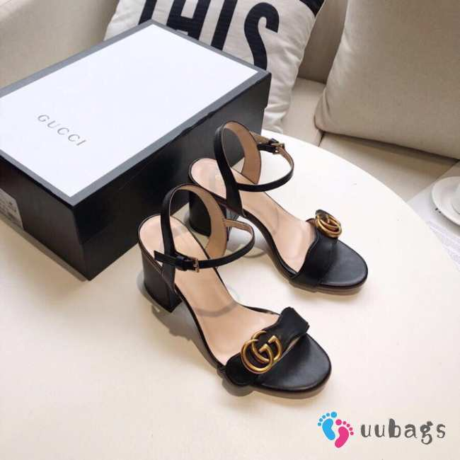 Gucci High-Heeled Sandals