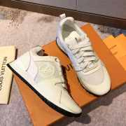 Louis Vuitton Sneakers White - 4