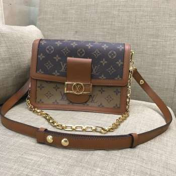 Louis Vuitton Dauphine Handbag m44391