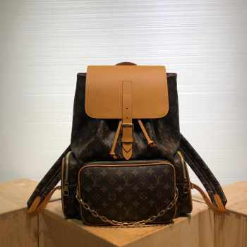 LOUIS VUITTON BACKPACK TRIO M44658
