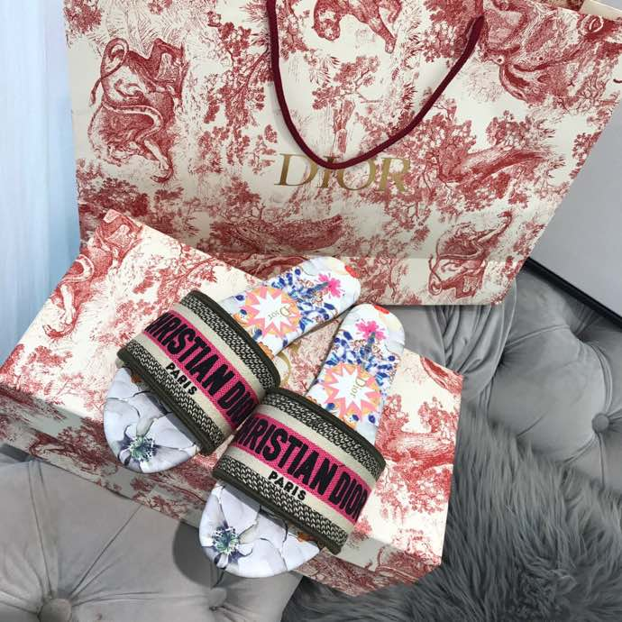 Dior Slippers 005 - 5