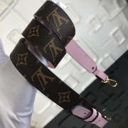 LV MONOGRAM XL SHOULDER STRAP - 4