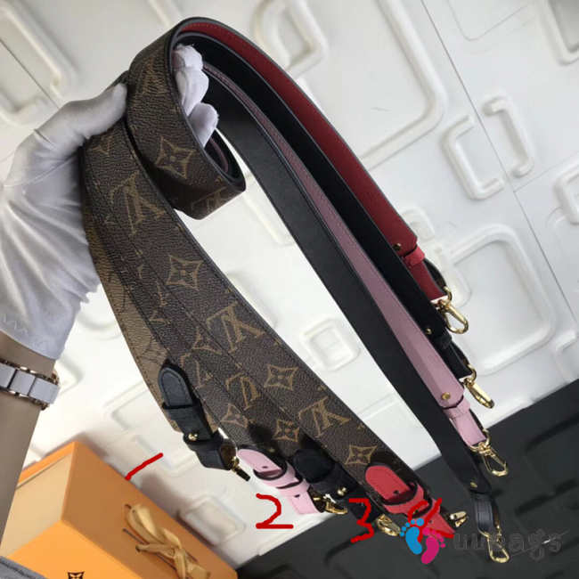 LV MONOGRAM XL SHOULDER STRAP