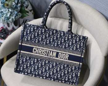 Dior Small Book Tote