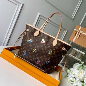 LOUIS VUITTON NEVERFULL MM M44364