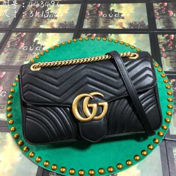Gucci GG Marmont Large Size 30cm