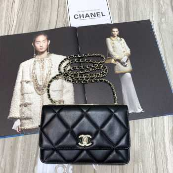 Chanel Trendy CC  WOC Gold hardware