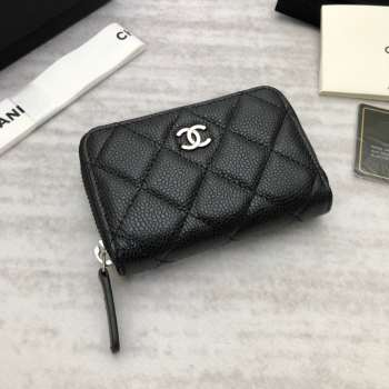Chanel Wallet Coin Purse