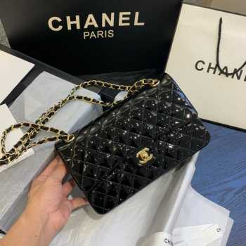 Chanel CF 25cm  Patent leather