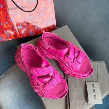 Balenciaga Sandals Pink For Women