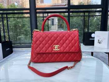 Chanel Coco Top Handle Bag 29cm