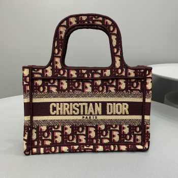 Dior Book Tote Mini