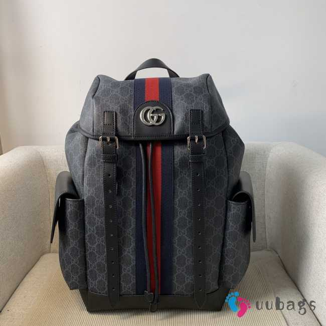 GUCCI Backpack 9821 Black