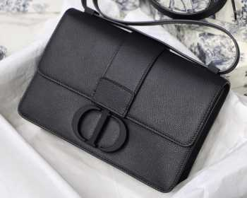 Dior 30 Montaigne all Black