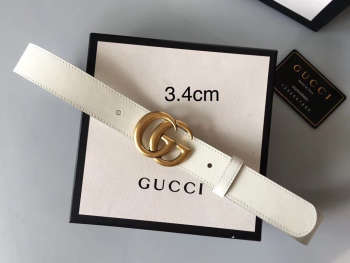 UUbags Gucci White Blet