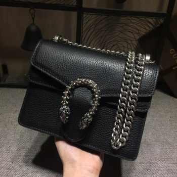 UUbags Gucci Dionysus Black Bag