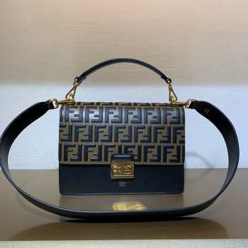 UUbags Fendi Kan I Shoulder Bag