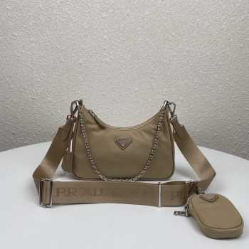UUbags Prada Re-Edition 2005 nylon shoulder bag 1BH204