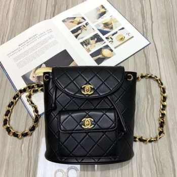 UUBags Chanel Vintage Backpack