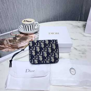 UUbags Dior Oblique Wallet