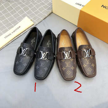 UUbags LV Loafers for men