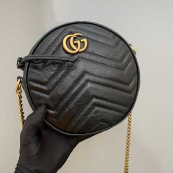 UUbags Gucci Round Shoulder Bag