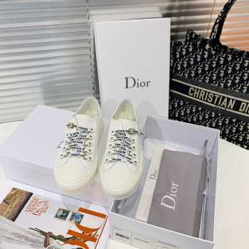 UUbags Dior Sneakers white