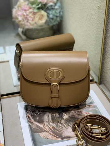UUBags Dior bobby in Brown Large