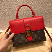 UUbags Louis Vuitton LOCKY BB - 3