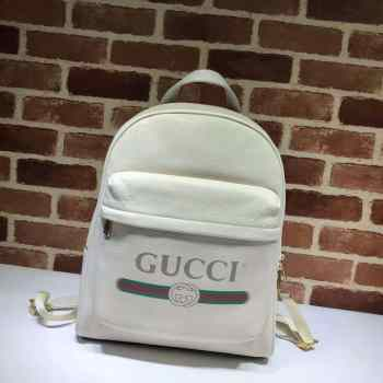 UUBags Gucci white Backpack