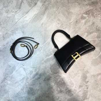 uubags BALENCIAGA HOURGLASS MINI BAG
