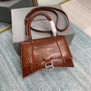 UUbags BALENCIAGA HOURGLASS SMALL  BAG - 1