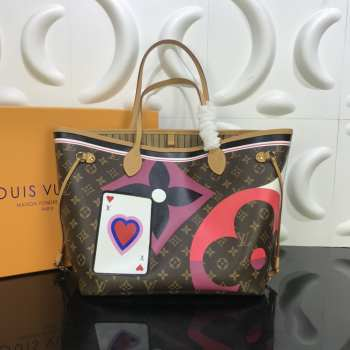 UUbags LV GAME ON NEVERFULL MM