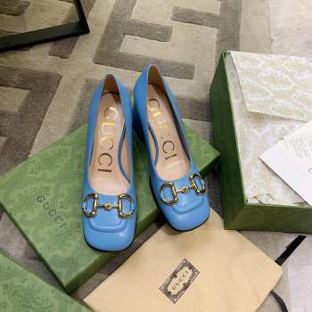 UUbags Gucci shoes in blue